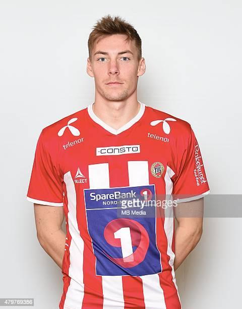 Fotball Eliteserien Tippeligaen 2015 portrett portretter Magnar odegaard Tromso