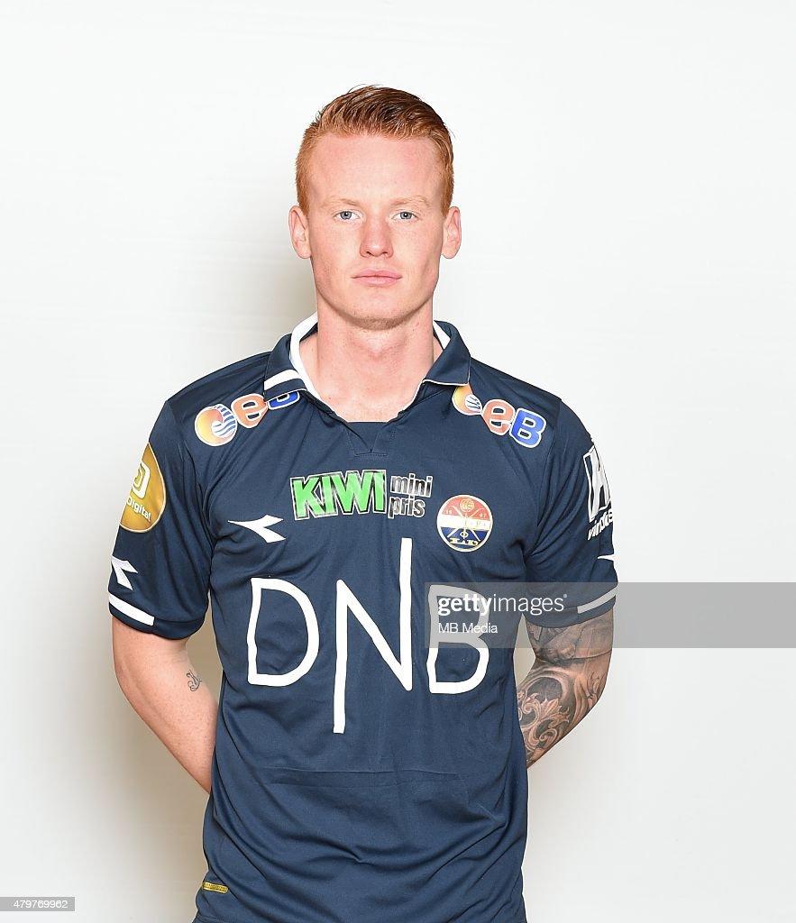 Norway Eliteserien League Headshots 2015 : News Photo