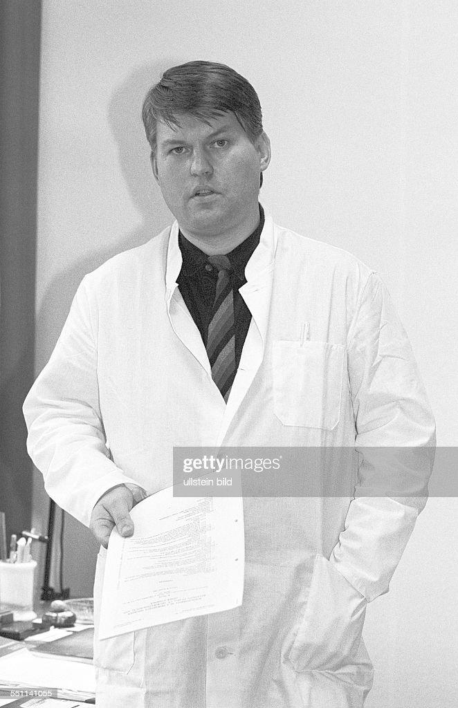 Medikamententests der Pharmaindustrie an DDR-Patienten : Nachrichtenfoto