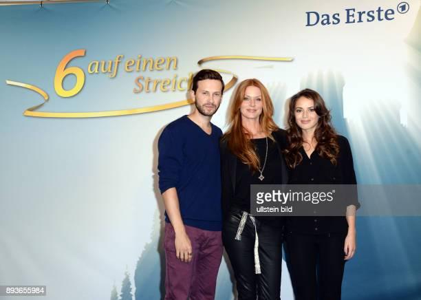 """Fotoermin """"Sechs auf einen Streich"""" 21. 10. 2014 in Hamburg Lichtwerk-Studios für die Weihnachtsfeiertage 2014 neue Märchenfilme im Ersten Franz..."""