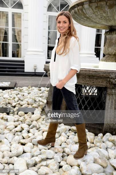 Fototermin 'Kommissar Dupin Bretonische Verhältnisse' 13 032014 Hamburg Hotel Atlantic Kempinski Annika Greta Blendl ist eine deutsche Schauspielerin