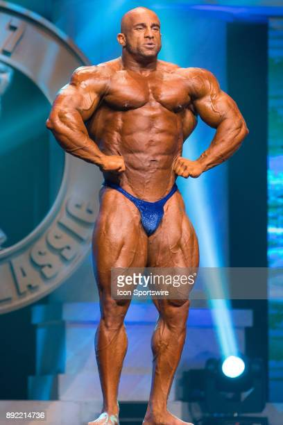 Fouad Abiad competes in the Arnold Classic as part of the Arnold Sports Festival on March 4 at the Greater Columbus Convention Center in Columbus OH