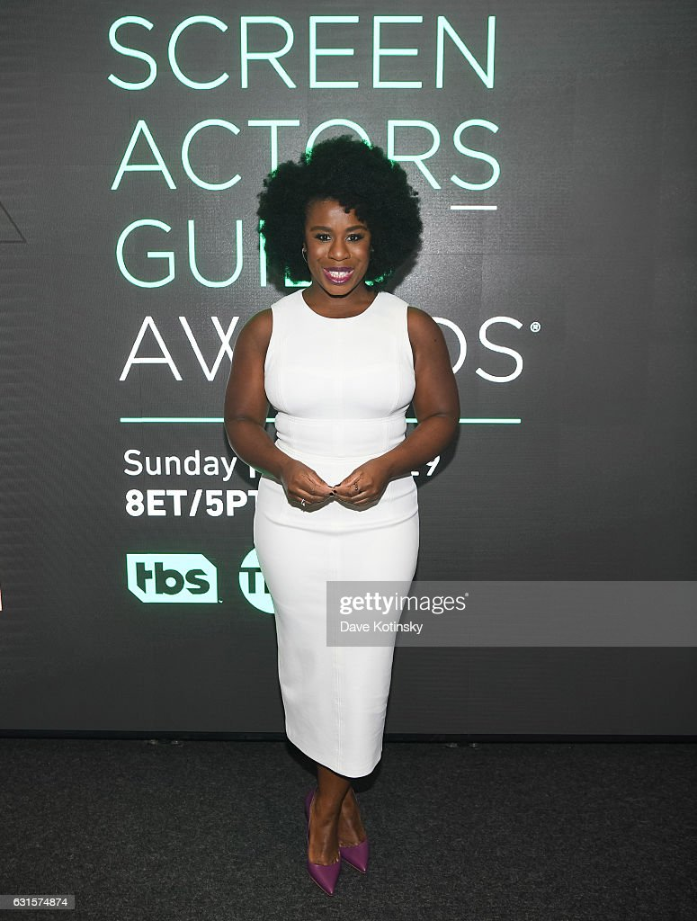 "SAG-AFTRA Foundation Conversations ""Orange Is The New Black"" Screening And Q&A With Uzo Aduba"