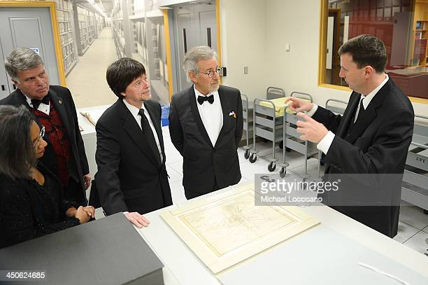 Foundation for the National Archives Chair and President A'Lelia Bundles Archivist of the United States The Honorable David S Ferriero Foundation for...