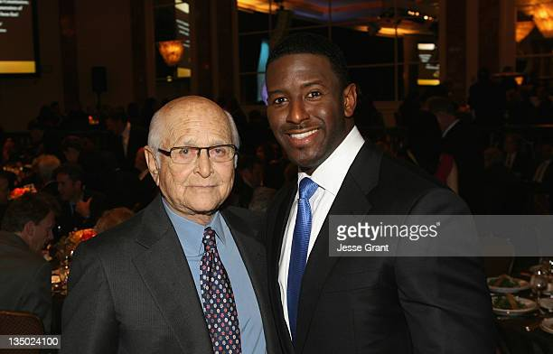 Foundation Founder Norman Lear and Tallahassee FL Vice Mayor Andrew Gillum attend People For The American Way 30th Anniversary Celebration at the...