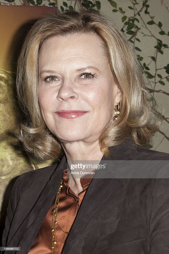 SAG Foundation President JoBeth Williams attend the 19th Annual SAG Awards 2013 Menu Tasting Lucque Restaurant at Lucques Restaurant on January 16, 2013 in Los Angeles, California.
