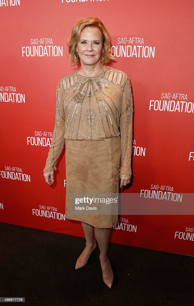Foundation President JoBeth Williams attends the Screen Actors Guild Foundation 30th Anniversary Celebration at Wallis Annenberg Center for the Performing Arts on November 5, 2015 in Beverly Hills, California.