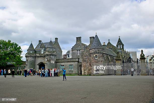 Founded as a monastery in 1128, the Palace of Holyroodhouse in Edinburgh is The Queen's official residence in Scotland. Situated at the end of the...