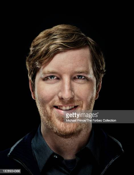 Founder and CEO of Luminar Technologies, Austin Russell is are photographed for Forbes Magazine on February 25, 2021 in San Francisco, California....