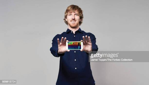 Founder and CEO of Luminar Technologies, Austin Russell is photographed for Forbes Magazine on October 12, 2017 in New York City. PUBLISHED IMAGE....