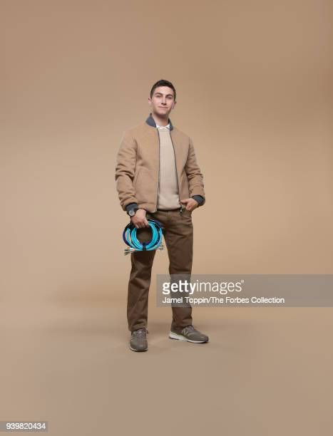 Founder and CEO of Pilot Joseph Fasone is photographed for Forbes Magazine on November 1 2017 in New York City PUBLISHED IMAGE CREDIT MUST READ Jamel...