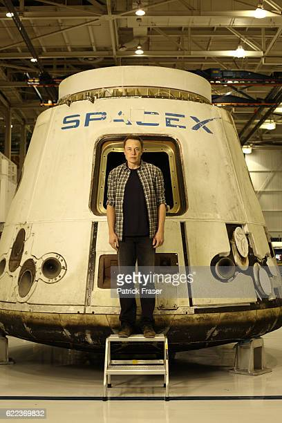 Founder and CEO of Space Explorations Technologies Corp