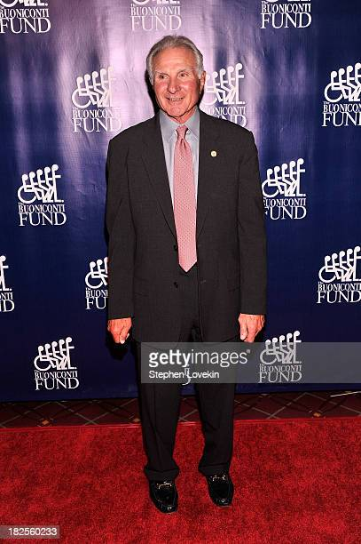 Founder and CEO of The Buoniconti Fund Nick Buoniconti attends the 28th Annual Great Sports Legends Dinner to Benefit The Buoniconti Fund To Cure...