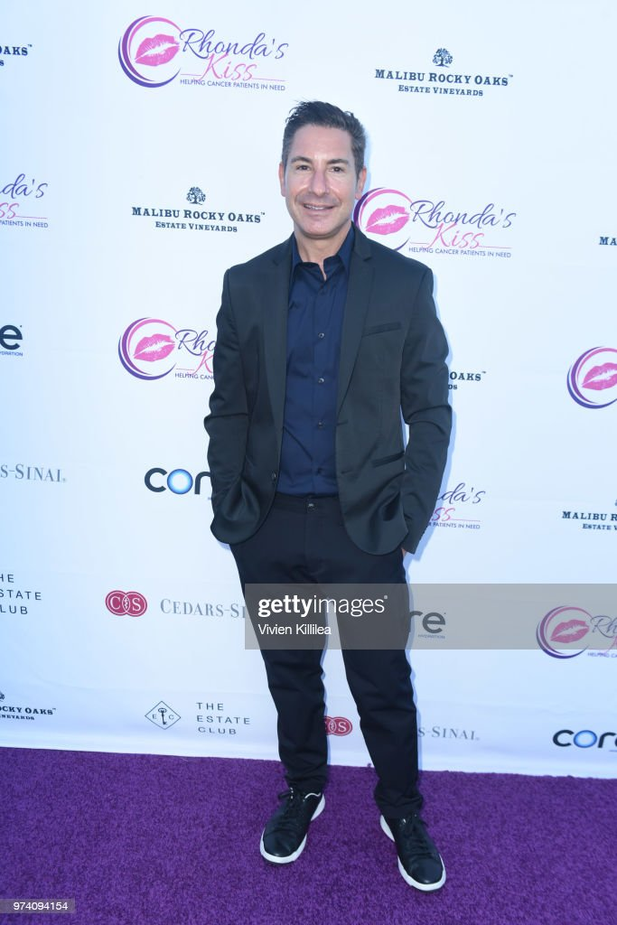 Founder and CEO of The Krim Group Todd Krim attends Rhonda's Kiss 'Kiss The Stars' Cancer Fundraising Dinner at The Estate Club's Sky Castle Estate on June 13, 2018 in Los Angeles, California.