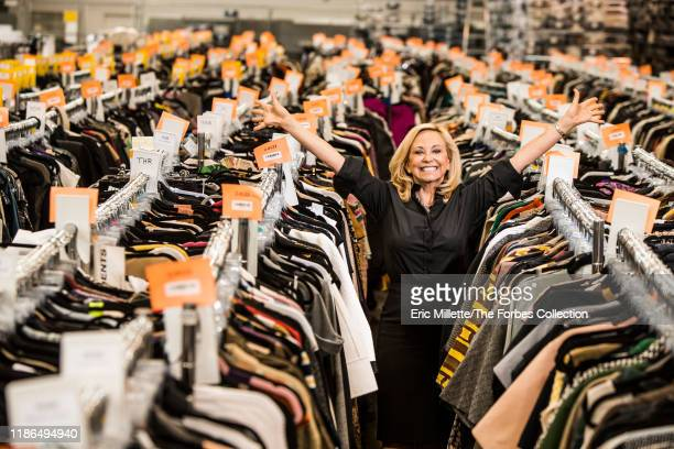 Founder and CEO of The RealReal, Julie Wainwright is photographed for Forbes Magazine on August 19, 2015 in San Francisco, California. PUBLISHED...