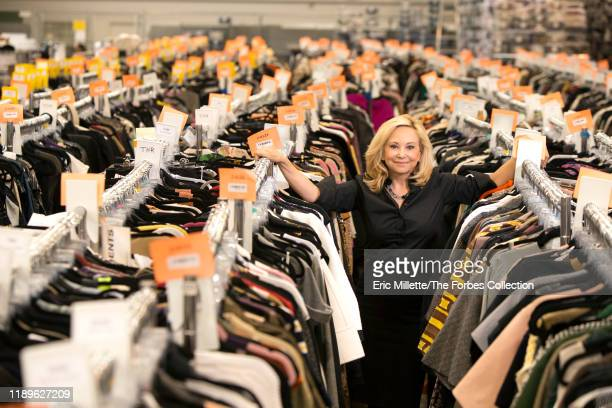 Founder and CEO of The RealReal, Julie Wainwright is photographed for Forbes Magazine on August 19, 2015 in San Francisco, California. CREDIT MUST...