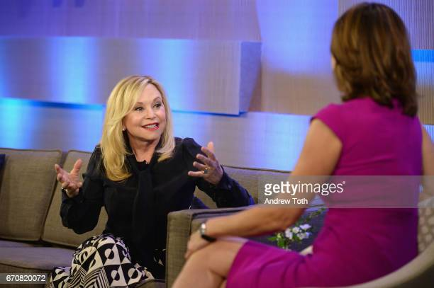Founder and CEO of the RealReal Julie Wainwright speaks onstage during Vanity Fair's Founders Fair at the 1 Hotel Brooklyn Bridge on April 20, 2017...