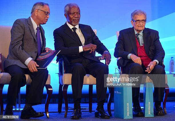 Founder and Chair of The Kofi Annan Foundation and former SecretaryGeneral of The United Nations Kofi Annan Trustee of Infosys Science Foundation and...