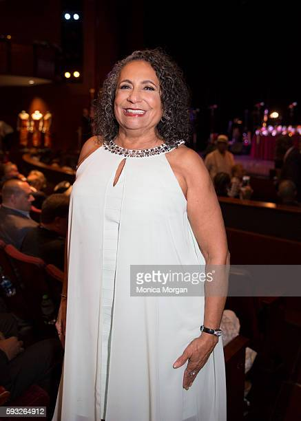 Founder and Chairman of Radio One/TV One Cathy Hughes attends the 4th Annual Rhythm Blues Music Hall Of Fame Induction Ceremony in Metro Detroit on...
