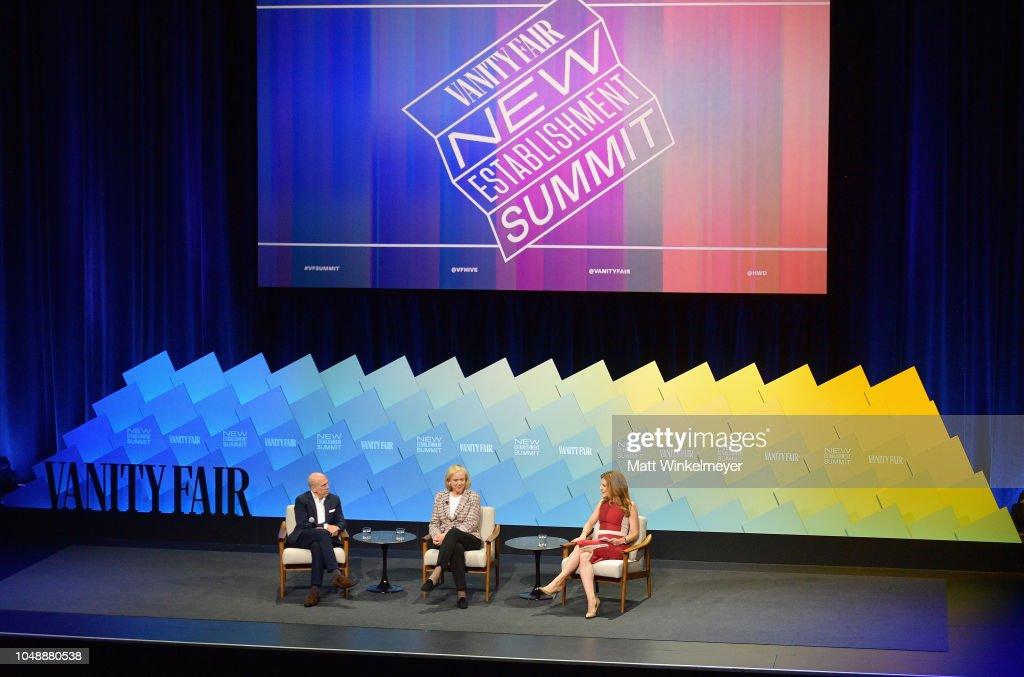 Vanity Fair New Establishment Summit 2018 - Day 2 : News Photo
