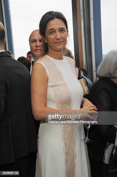 Founder and Partner at BPCM Vanessa von Bismarck attends the 2016 Parsons Benefit at Chelsea Piers on May 23 2016 in New York City
