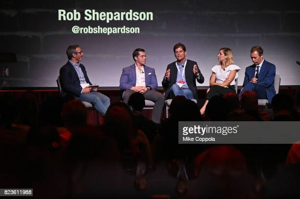 Founder and President of Beyond Sport Nick Keller SVP Strategic Partnerships The Advertising Council Anthony Signorelli CoFounder and Partner SSK Rob...