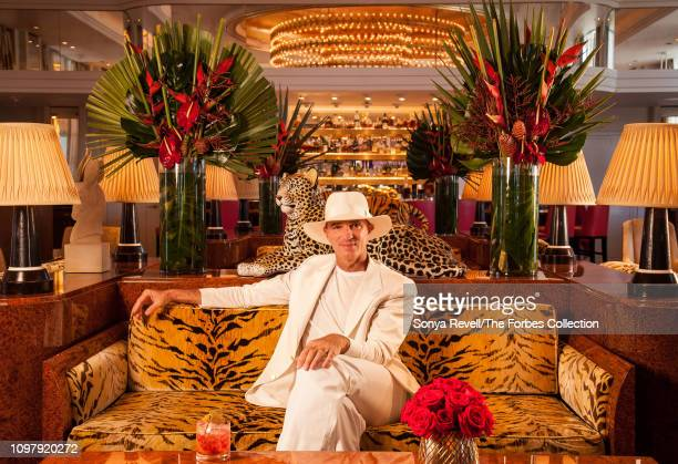 Founder and President of the Faena Group Alan Faena is photographed for Forbes Life Magazine on April 26 2016 in Miami Beach Florida CREDIT MUST READ...