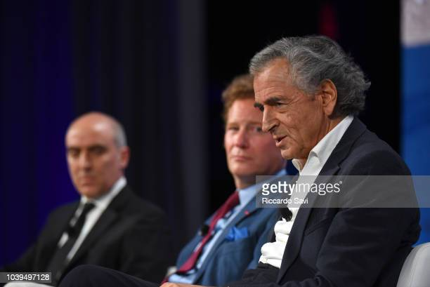 Founder and Publisher of The Octavian Report Richard Hurowitz Environmentalist Philanthropist and Investor Dr Thomas S Kaplan and Philosopher...
