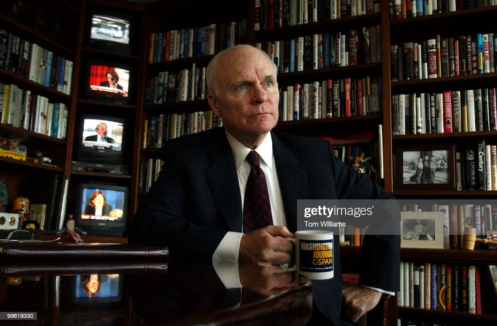 CSPAN founder Brian Lamb is interviewed by Roll Call about the