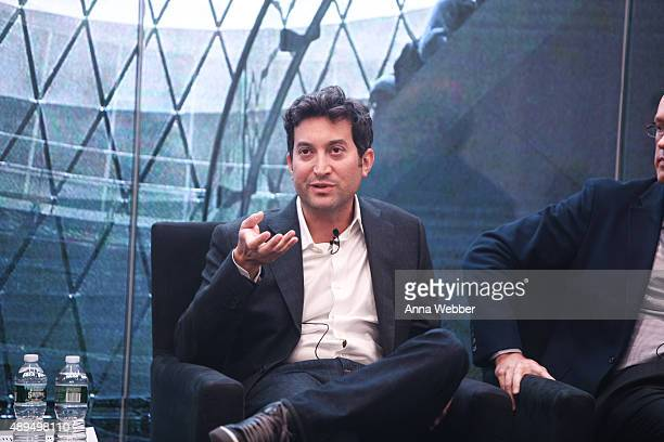 Founder CEO of Shutterstock Jon Oringer during Partnership for New York City and New York Magazine Present The New New York Where Wall Street Meets...