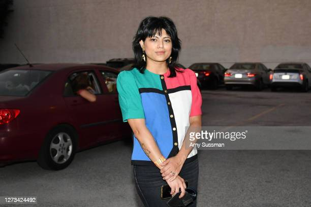"""Founder + Creative Director of Cinemauto Drive-In, Jackie Gonzalez presents debut screening of """"Selena"""" to celebrate hispanic heritage month on..."""