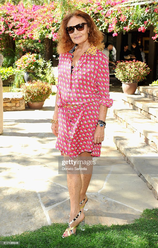 3rd Annual DVF Oscar Luncheon Honoring The Female Nominees Of The 88th Academy Awards