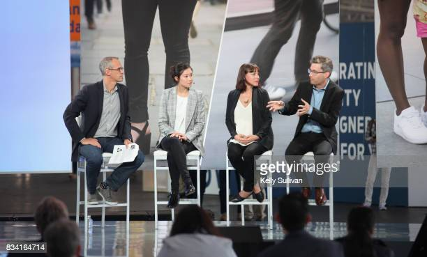 CEO Founder Gimlet Media Alex Blumberg Research Scientist Ford Research Innovation Center Selina Pan Founder of Future Heidi Braunstein and Professor...