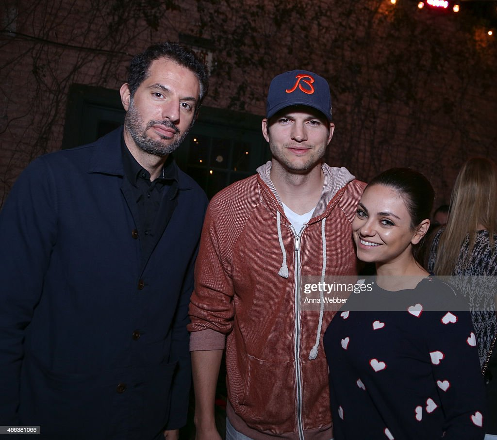 The Launch Of Ashton Kutcher & Guy Oseary's Sound Ventures At SXSW : News Photo