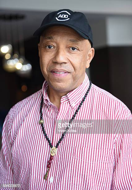 Founder of All Def Digital Russell Simmons attends the Fast Company Creativity CounterConference 2016 on May 24 2016 in Los Angeles California
