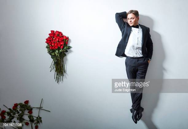Founder of Badoo and Bumble Andrey Andreev is photographed for the Times magazine on October 2 2017 in London England