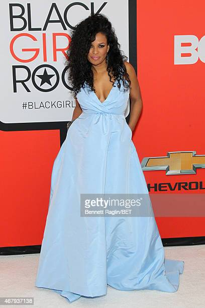 Founder of Black Girls Rock Beverly Bond attends the BET's Black Girls Rock Red Carpet sponsored by Chevrolet at NJPAC – Prudential Hall on March 28...
