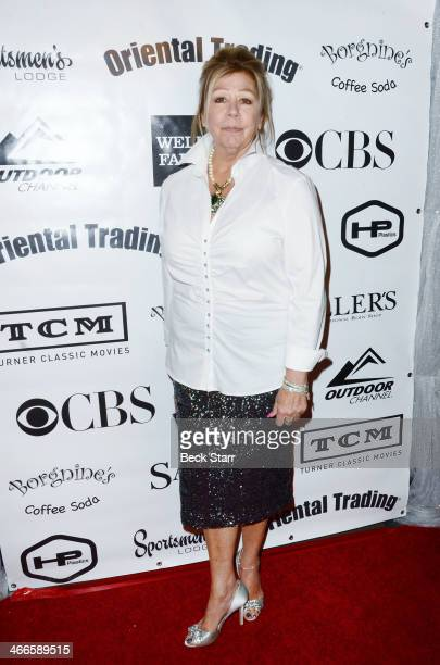 Founder of Borgnine Group Nancee Borgnine attends Borgnine Movie Star Gala to honor actor Joe Mantegna with the second annual Ernie Award at...