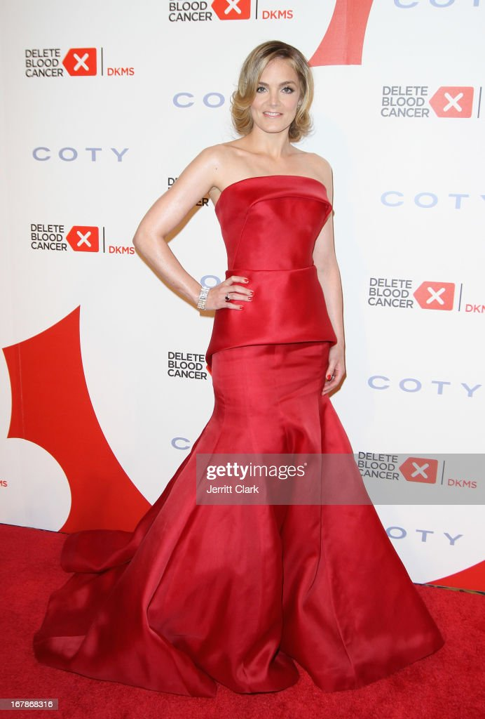 Founder of Delete Blood Cancer Katharina Harf attends the 2013 Delete Blood Cancer Gala at Cipriani Wall Street on May 1, 2013 in New York City.