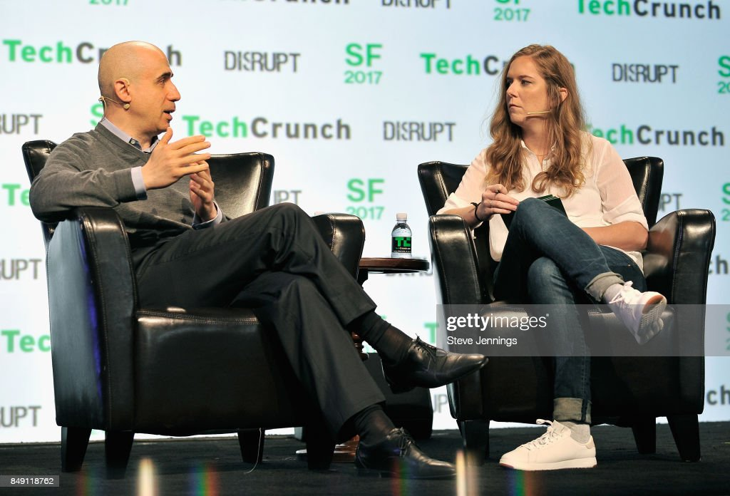 TechCrunch Disrupt SF 2017 - Day 1