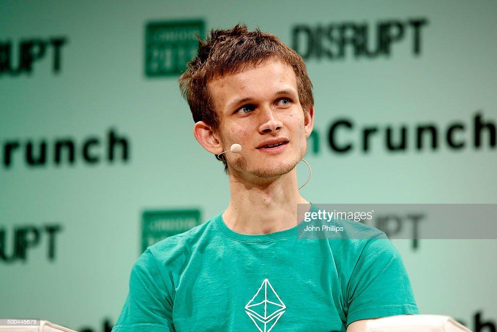 TechCrunch Disrupt London 2015 - Day 2 : Nachrichtenfoto