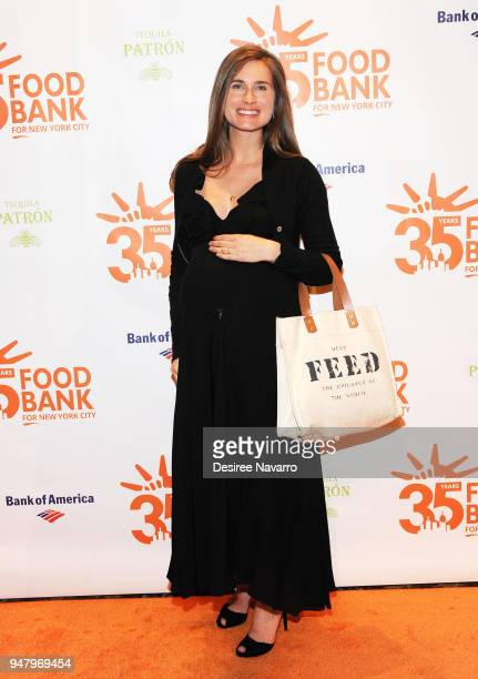 Founder of FEED Lauren Bush Lauren attends the 2018 Food Bank For New York City's Can Do Awards Dinner at Cipriani Wall Street on April 17 2018 in...