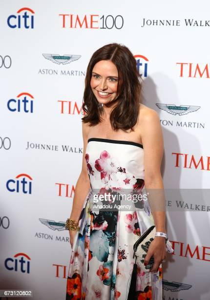 Founder of Forerunner Ventures Kirsten Green attends the 2017 TIME 100 Gala at Jazz at Lincoln Center in New York United States on April 25 2017