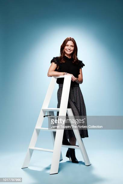 Founder of Forerunner Ventures Kirsten Green is photographed for Forbes Magazine on February 28 2018 in New York City PUBLISHED IMAGE CREDIT MUST...