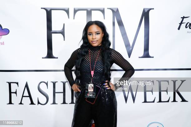 CEO Founder of FTM Fashion Week Latoya Scott attends FTM Fashion Week S7 at Sturgeon City on November 23 2019 in Jacksonville North Carolina
