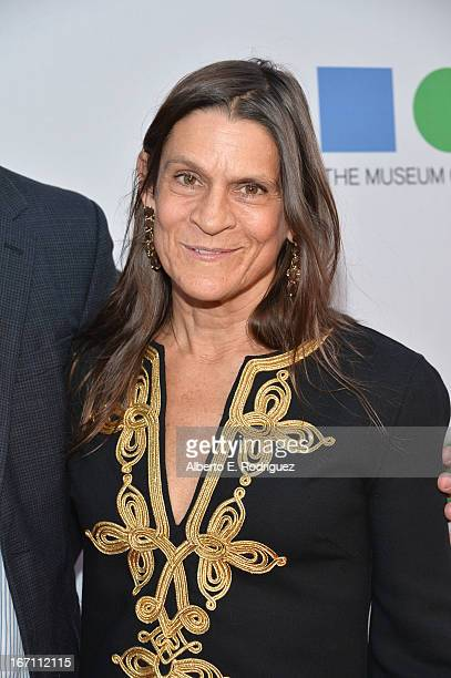 """Founder of GettLove Aileen Getty attends """"Yesssss"""" MOCA Gala 2013 Celebrating the Opening of the Exhibition Urs Fischer at MOCA Grand Avenue and The..."""