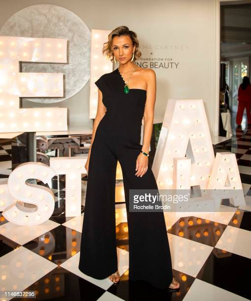 Founder of Living Beauty Amie Satchu attends Living Beauty's Dinner Under The Stars Hosted By Stella McCartney on May 03 2019 in Beverly Hills...