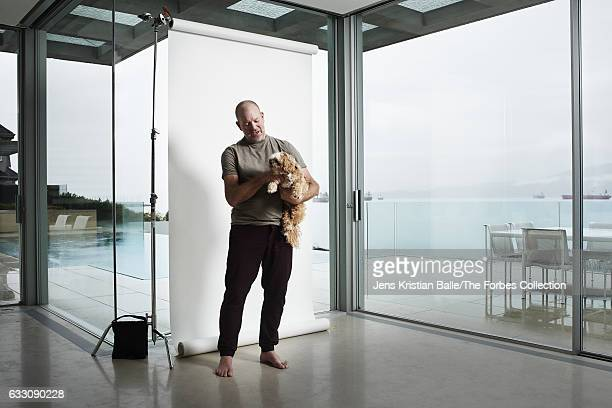 Founder of Lululemon Athletica, Chip Wilson is photographed for Forbes Magazine on October 26, 2016 in Vancouver, Canada. CREDIT MUST READ: Jens...