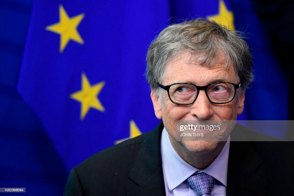 TOPSHOT-BELGIUM-EU-SUMMIT : News Photo