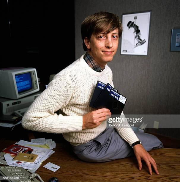 Founder of Microsoft Bill Gates